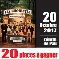 La Rep - Les Choristes janvier 2017