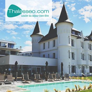 Tentez de gagner un séjour 100% Thalasso avec Thalasseo