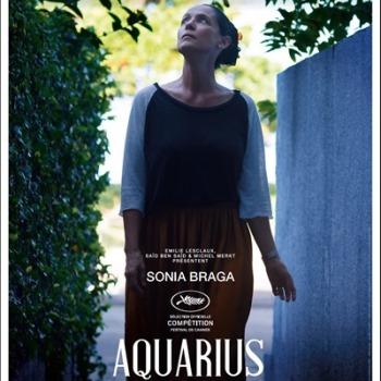 Tentez de gagner des places de cinéma pour découvrir le film Aquarius