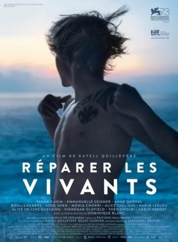 Tentez de gagner des places de cinéma pour découvrir le film Réparer les vivants..