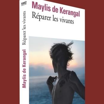 Tentez de gagner des exemplaires du livre Réparer les vivants de Maylis de Kerangal