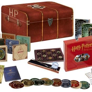 Tentez de gagner un coffret prestige Harry Potter